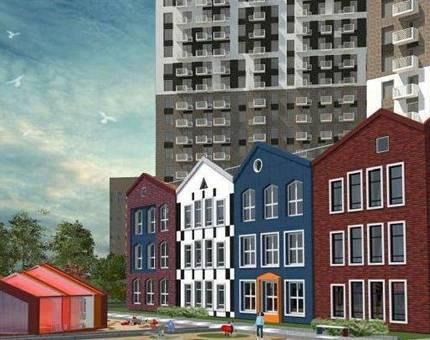 На юго-востоке возведут детский сад в голландском стиле - Фото