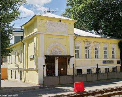 В центре Москвы отреставрируют старинный особняк - Фото