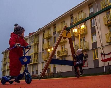 КомСтрин даёт скидку на ребенка в ЖК «Митино-Дальнее» - Фото
