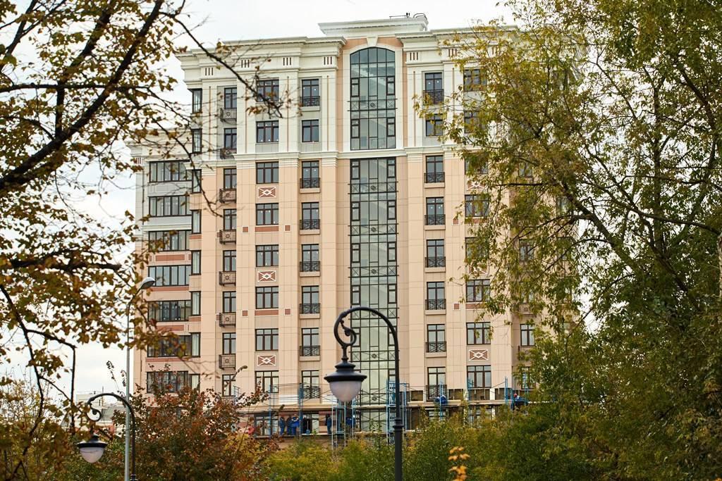 «Лидер Инвест»: «Дом на Рогожском Валу» введен в эксплуатацию