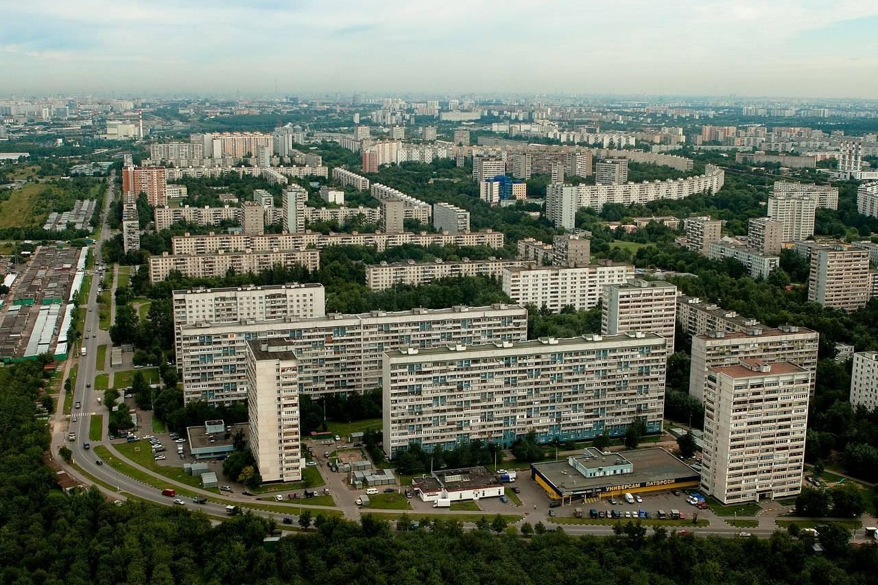 В Москве дешевле всего снимать квартиру в Бирюлево