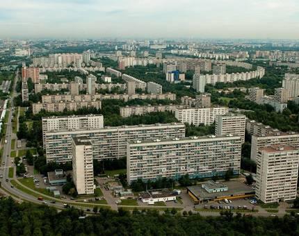 В Москве дешевле всего снимать квартиру в Бирюлево - Фото