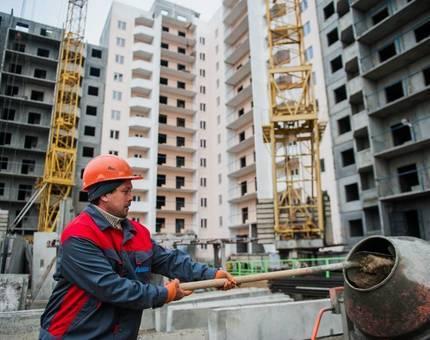 Подмосковье заняло первое место по вводу жилья в России - Фото