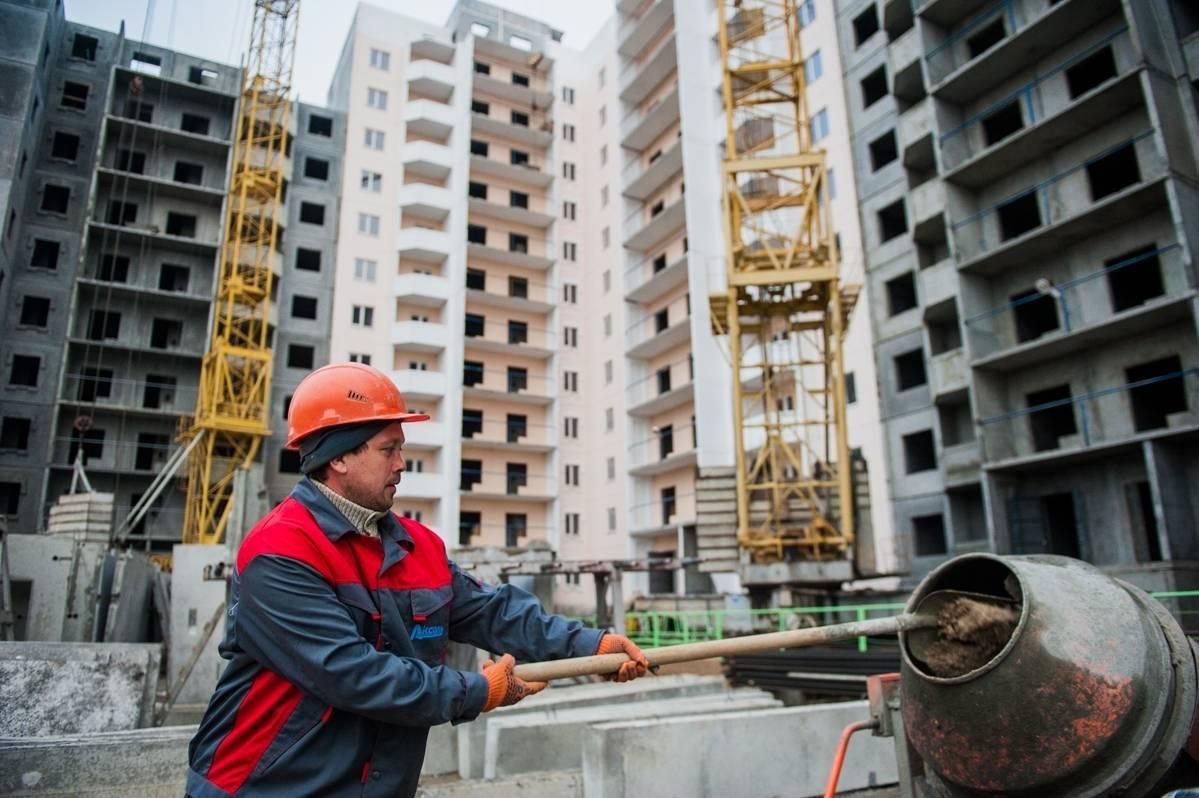 Подмосковье заняло первое место по вводу жилья в России