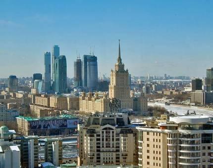В Москве хотят выселить бизнес из центра - Фото