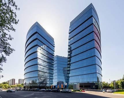 В бизнес-центре «Лотос» реализовано 1 150 квадратных метров - Фото