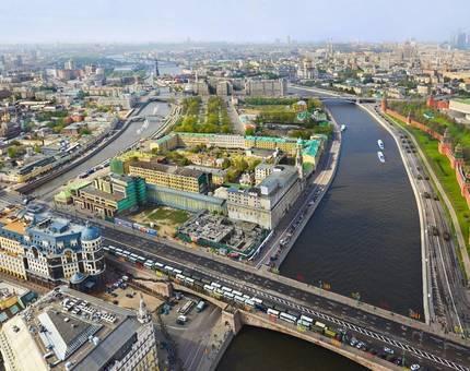 В Москве перестали возводить дорогое жилье - Фото