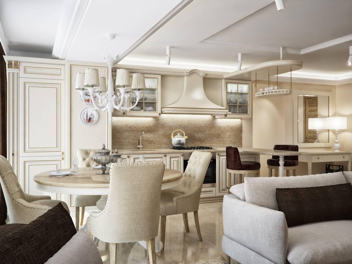 Россияне определили оптимальный размер помещений для сна и кухонных посиделок