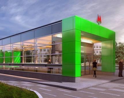 Вторые вестибюли «Бутырской» и «Фонвизинской» откроются в декабре - Фото