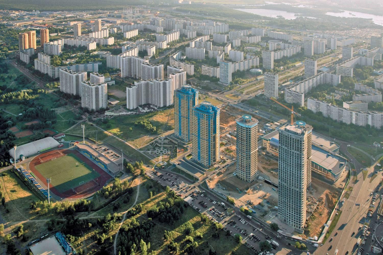 Жилищный рынок Москвы заполонили китайцы