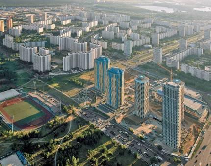 Жилищный рынок Москвы заполонили китайцы - Фото