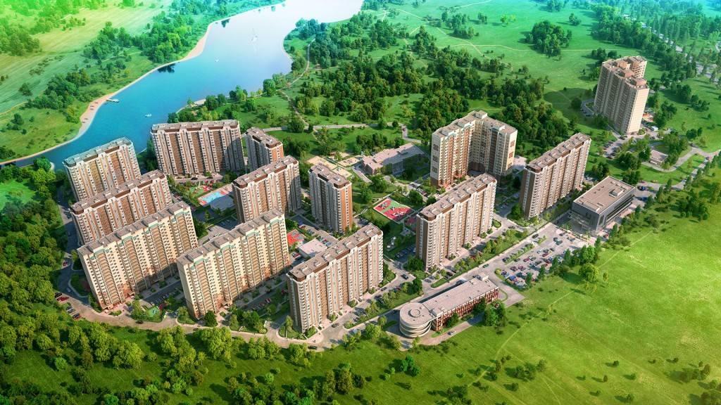 «Ипотечные каникулы» в жилых комплексах MR Group