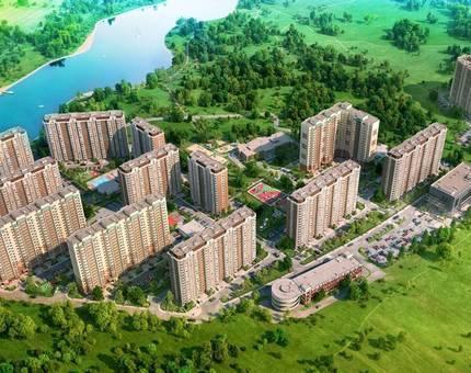 «Ипотечные каникулы» в жилых комплексах MR Group - Фото