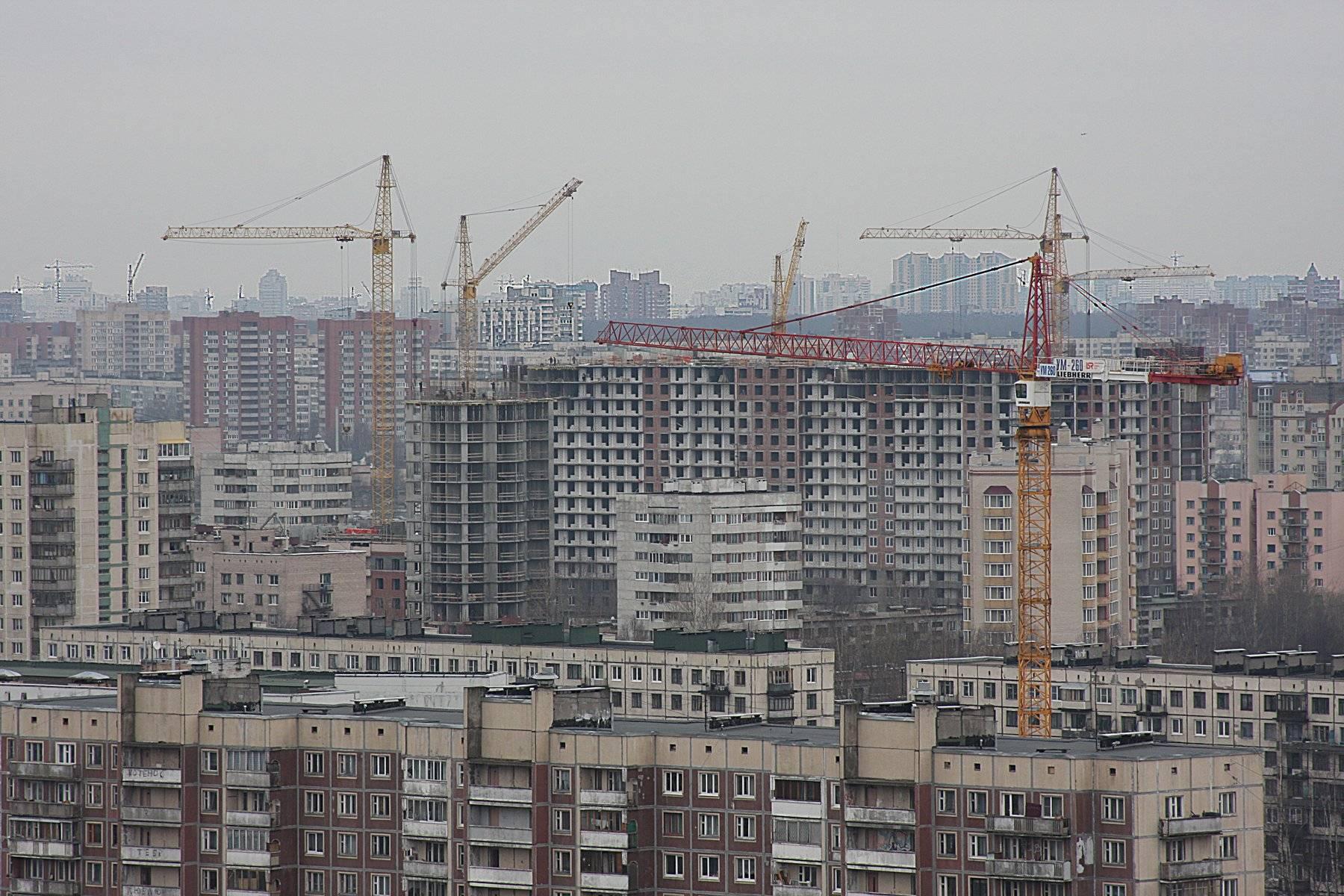 В России больше не будут финансировать точечную застройку при расселении жилья