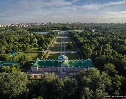 Путин обсудит с Собяниным возможность вырубки парка «Кусково» - Фото