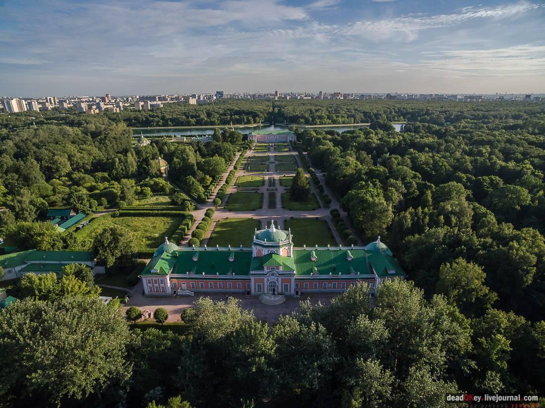 Путин обсудит с Собяниным возможность вырубки парка «Кусково»