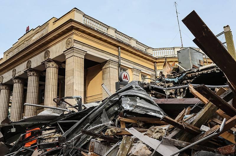 Опубликован список четвертой волны сноса самостроя в Москве