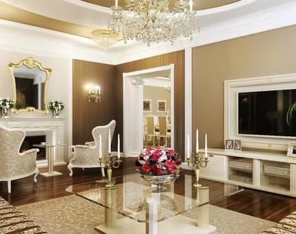В Москве предлагают арендовать квартиру с комнатой для караоке за 1,8 млн в месяц - Фото