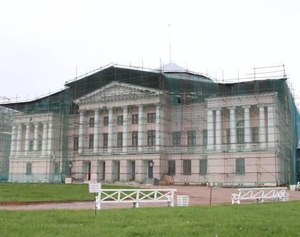 В Москве реконструируют дворец-театр «Останкино» - Фото