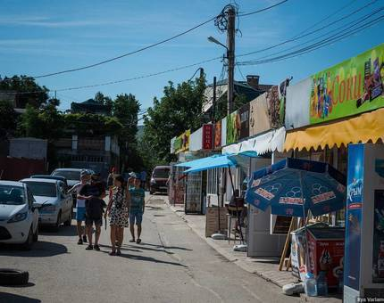 Миллиард рублей потратят на снос самостоя в Крыму - Фото