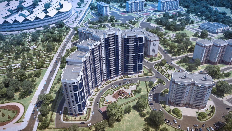 Половину «первички» Московского региона покупают в ипотеку