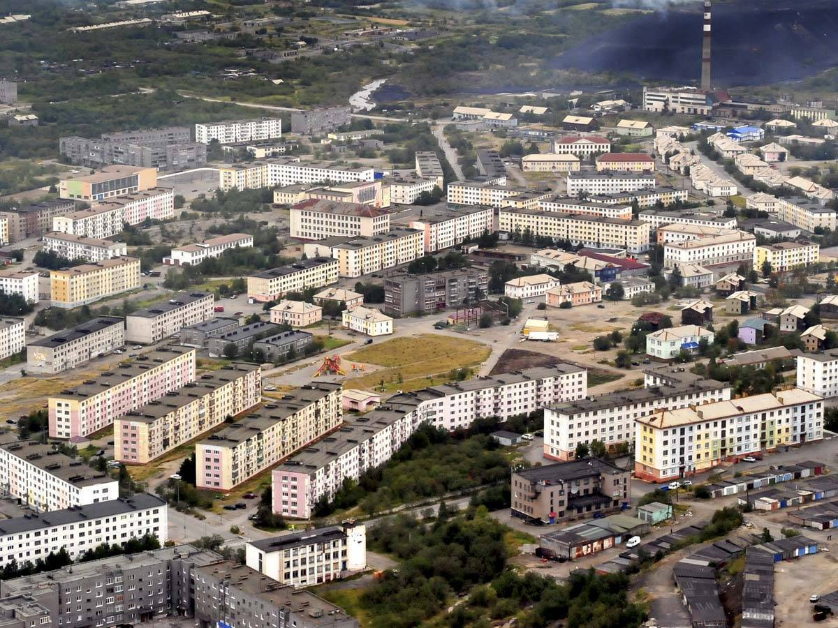 Американский архитектор разрабатывает типовые дома для российских моногородов