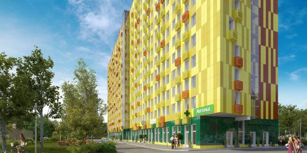 Специальные цены на 17 студий в Cleverland в СВАО Москвы