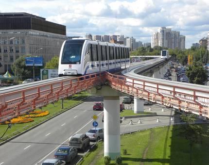 Монорельс в столице будет ходить с увеличенными интервалами - Фото