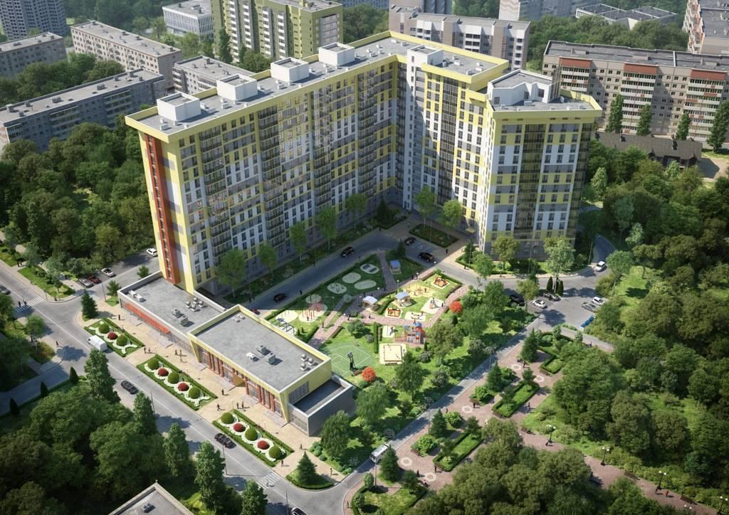 «Счастливые дни» в «Архимеде-2»: квартиры с выгодой до 520 000 рублей