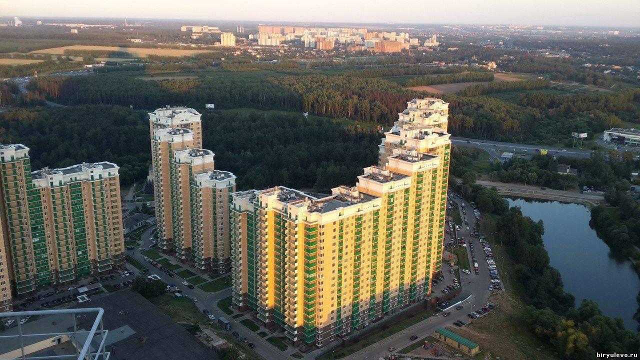 Названы популярные московские районы для покупки жилья в ипотеку