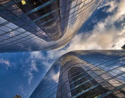 В Москве заработал самый высокий в Европе лифт - Фото