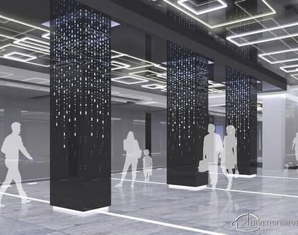 Станцию метро «Говорово» оформят со стереоэффектом дождя - Фото