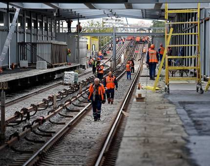 В этом году в Москве откроется 18 станций метро - Фото