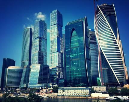 В конце года в «Москва-Сити» появится система навигации - Фото