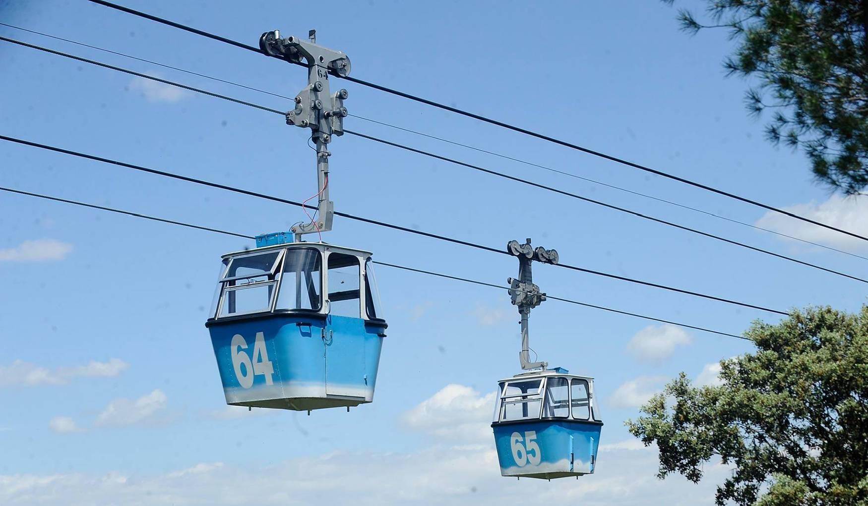 Химки и метро «Планерная» свяжет канатная дорога