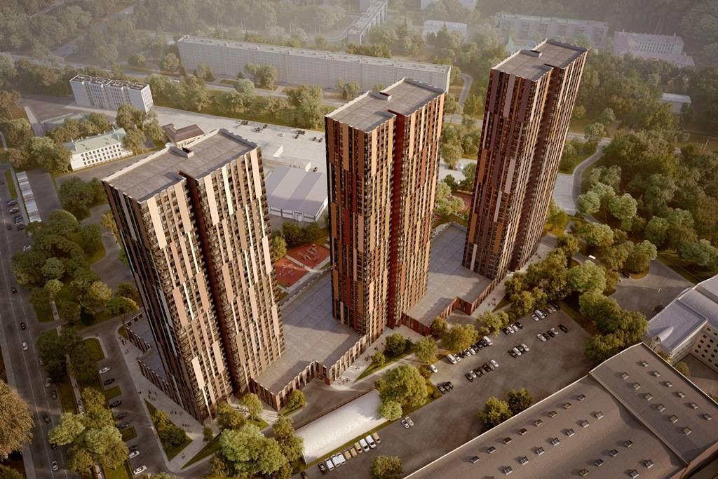 ЖК «Маяковский»  демонстрирует активную динамику цен
