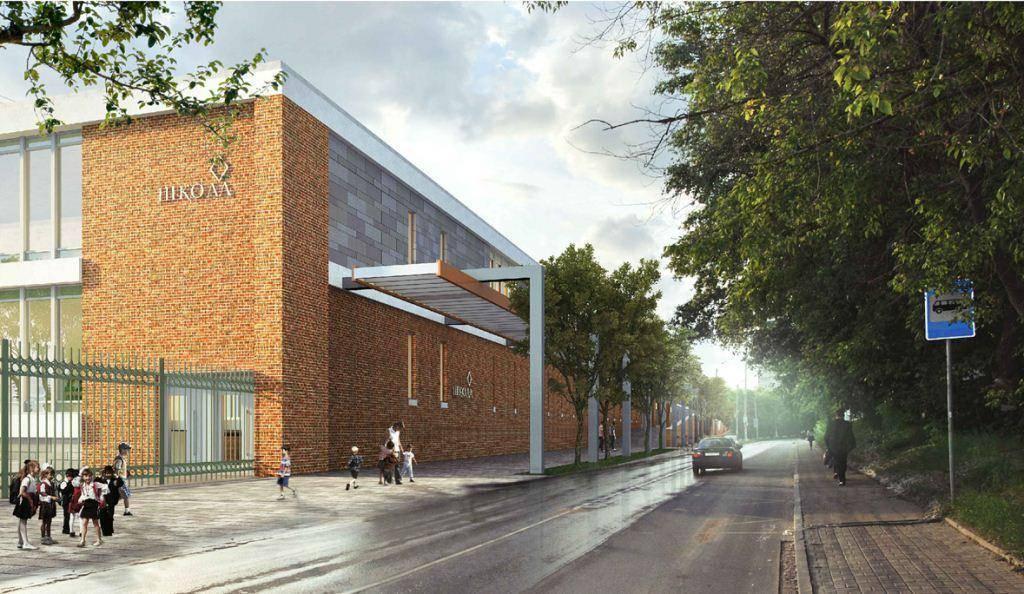 ГК «Пионер» получила разрешение на строительство детского сада и школы в ЖК Life-Ботанический сад