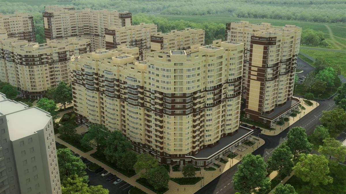 Банк «Возрождение» аккредитовал два корпуса в микрорайоне «Новое Пушкино» от ГК «Инград»
