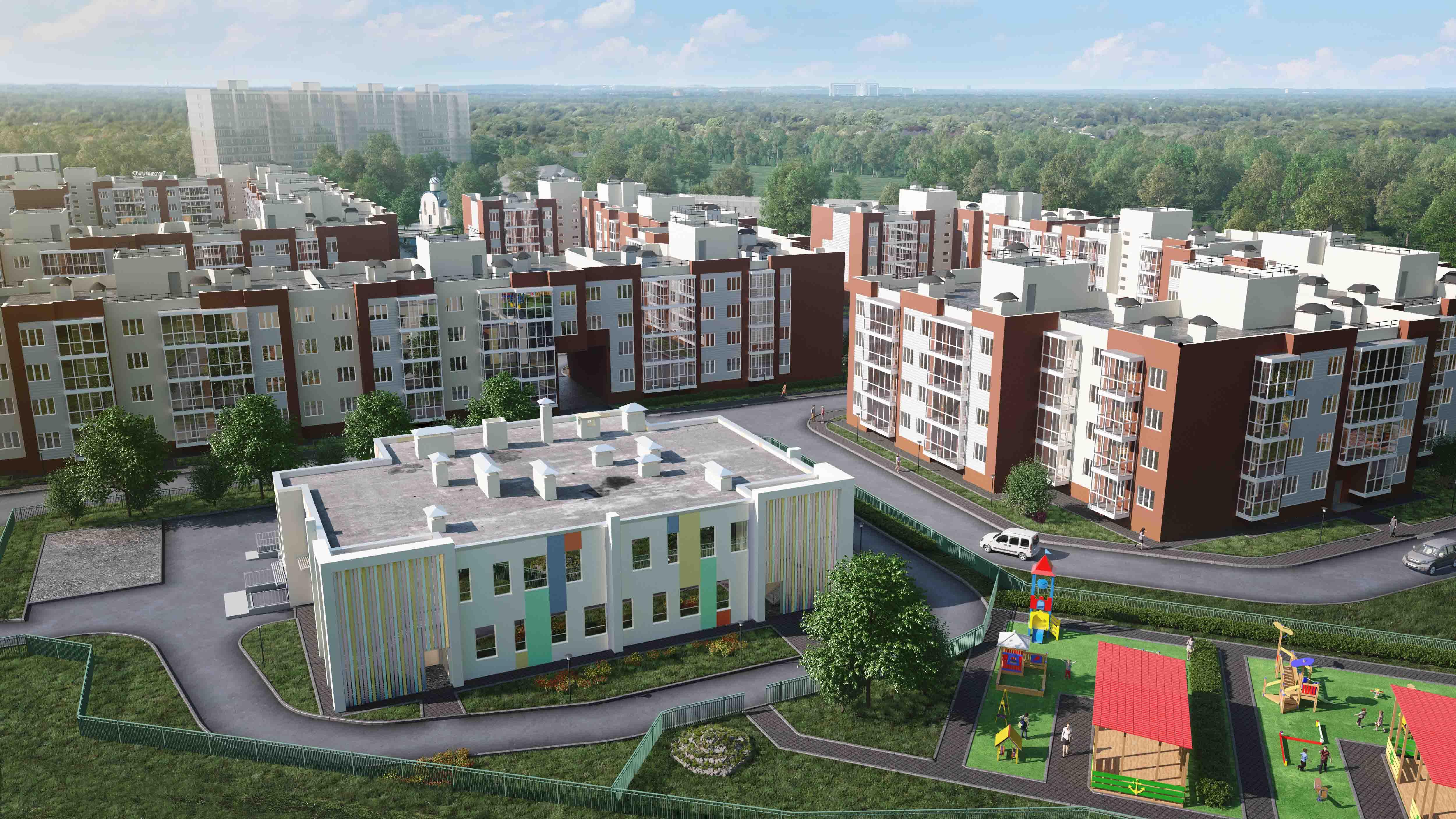 Выгодно купить квартиру в «Пушкаре» можно через АИЖК