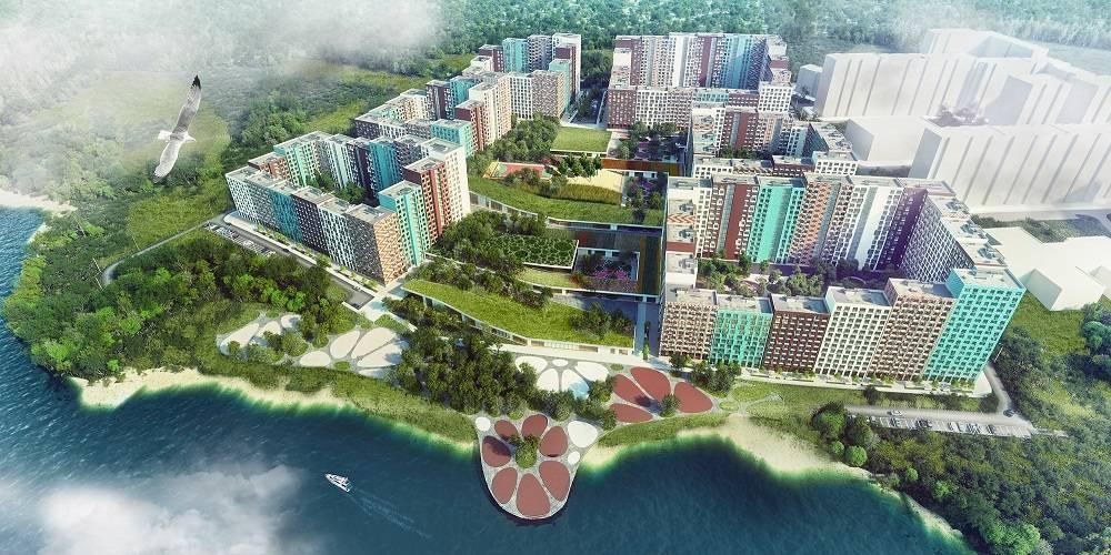 Специальное предложение в ЖК «Эко Видное»: квартиры с ключами от 83 500 р./кв. м