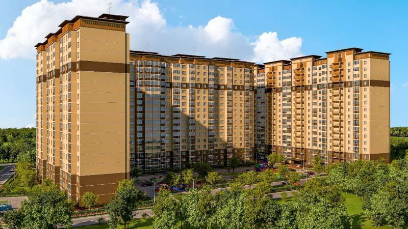 Квартиры с отделкой в ЖК «Авентин» по привлекательной цене от «Инград Недвижимость»