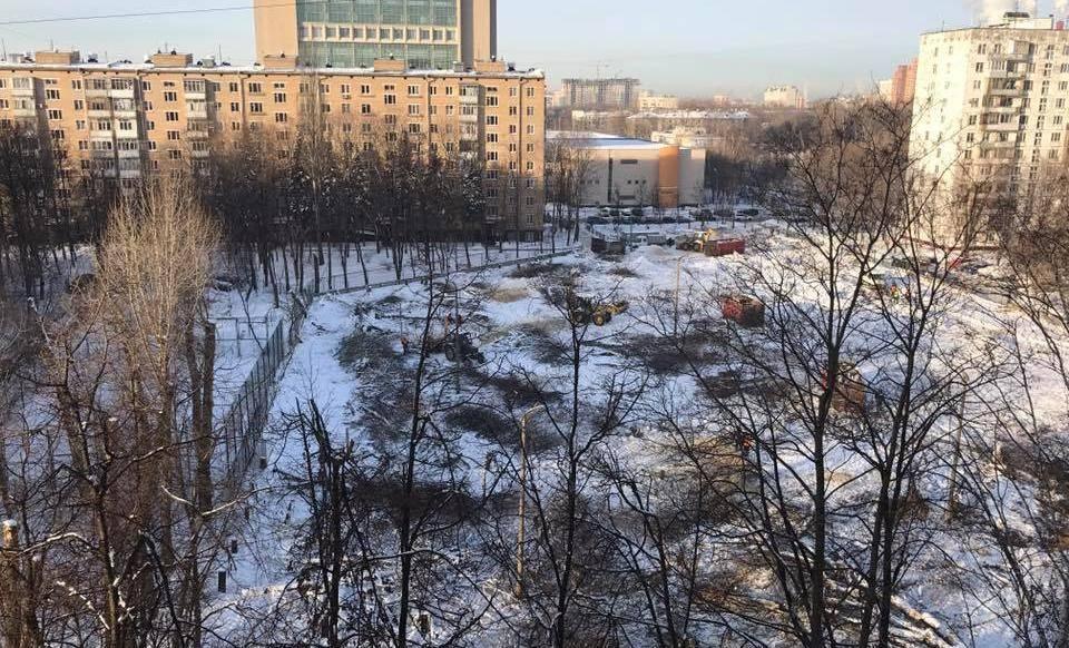 В Государственной Думе РФ обсудили строительство ЖК «11 Парковая, 46»