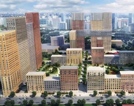 MR Group получила разрешение на строительство ЖК «Селигер Сити» - Фото
