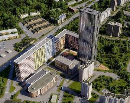 Новый уникальный проект бизнес-класса появится на северо-востоке Москвы - Фото