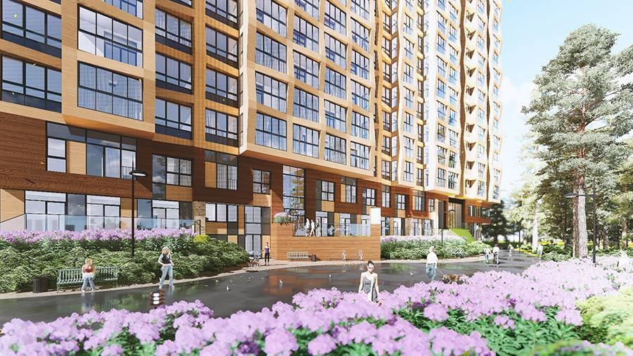 Старт продаж высоких этажей в ЖК «Дом Серебряный Бор»