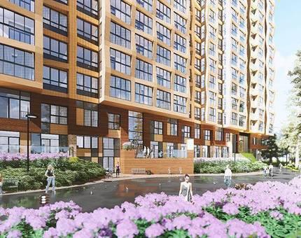 Старт продаж высоких этажей в ЖК «Дом Серебряный Бор» - Фото