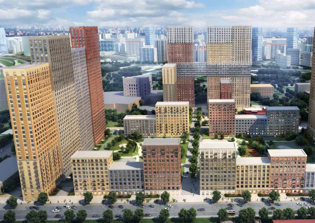 Старт продаж квартир в ЖК «Селигер Сити» от 3,9 млн рублей
