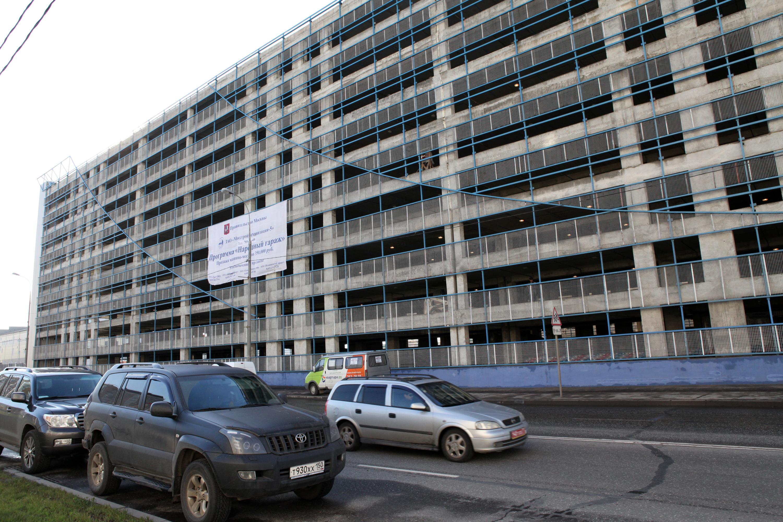 Программа «Народный гараж» завершится в следующем году