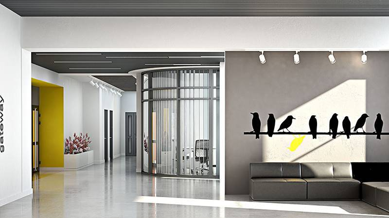 Для самых компактных апартаментов в Москве создали дизайн интерьеров