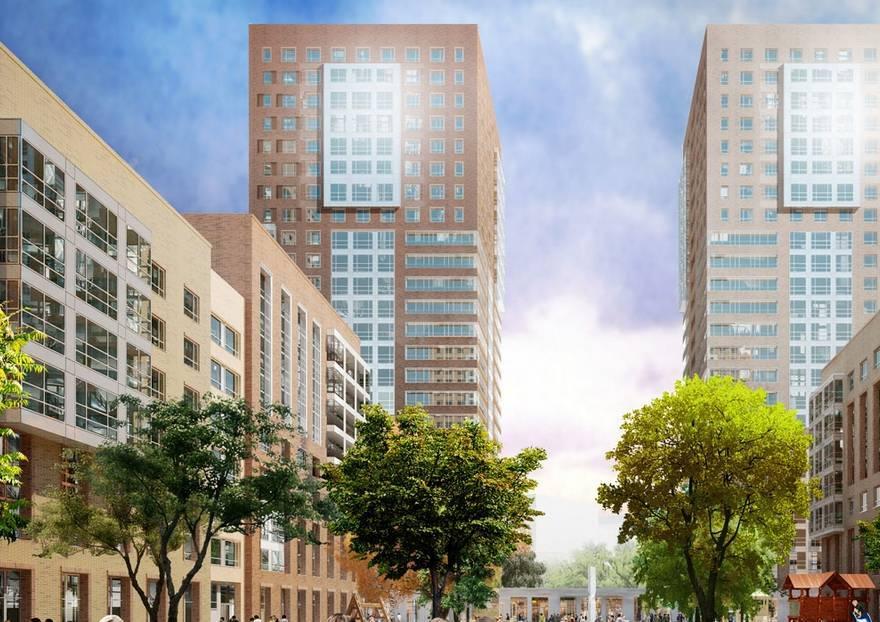 «Мосстройнадзор» признал ЖК SREDA  лучшим строительным объектом года